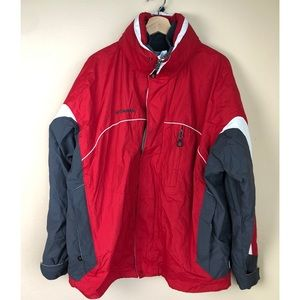 COLUMBIA MENS INTERCHANGE JACKET L